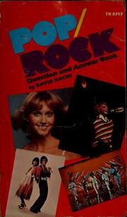 Cover of: Pop/Rock | David Dachs