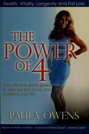 Cover of: The power of 4 | Paula Owens