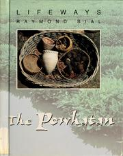Cover of: The Powhatan | Raymond Bial