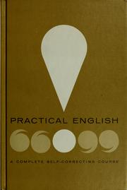 Cover of: Practical English | Madeline Semmelmeyer