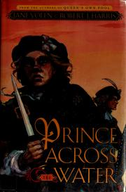 Cover of: Prince across the water | Jane Yolen