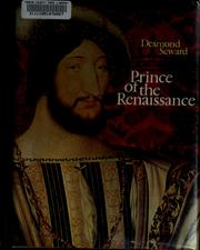 Cover of: Prince of the Renaissance