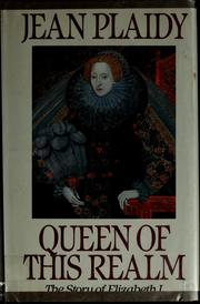 Cover of: Queen of this realm |