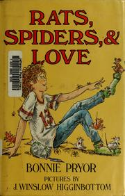Cover of: Rats, spiders & love