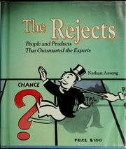 Cover of: The rejects | Nathan Aaseng