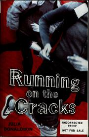 Cover of: Running on the cracks