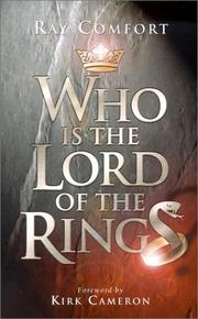 Cover of: Who is the Lord of the Ring?