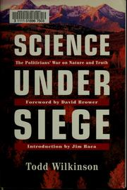Cover of: Science under siege