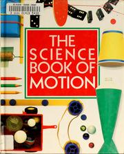 Cover of: The science book of motion