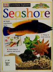 Cover of: Seashore