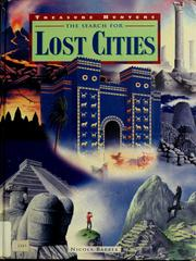 Cover of: The search for lost cities