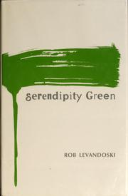 Cover of: Serendipity green