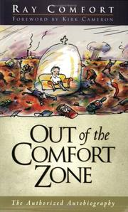 Cover of: Out of the comfort zone: the authorized autobiography