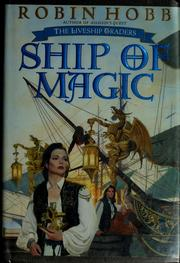 Cover of: Ship of magic