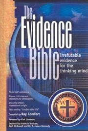 Cover of: The Way Of The Master Evidence Bible