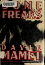 Cover of: Some freaks