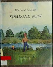 Cover of: Someone new