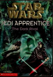 Cover of: Star Wars, Jedi apprentice