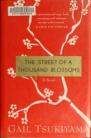 Cover of: The street of a thousand blossoms