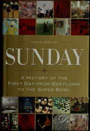 Cover of: Sunday | Craig Harline