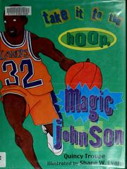 Cover of: Take It To The Hoop, Magic Johnson