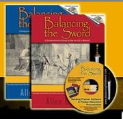 Cover of: Balancing the Sword |