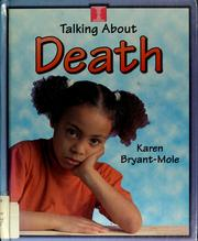 Cover of: Talking about death?