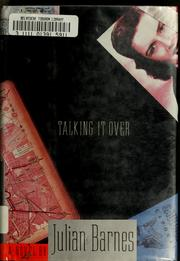 Cover of: Talking it over