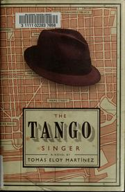 Cover of: The Tango singer