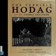 Cover of: The terrible Hodag and the animal catchers