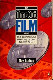 Cover of: The Time out film guide | Tom Milne