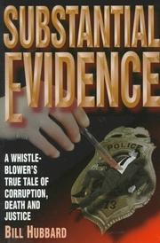 Cover of: Substantial evidence | Hubbard, Bill