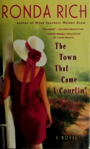 Cover of: The town that came a-courtin
