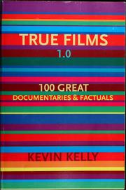 Cover of: True films 1.0