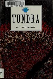 Tundra by April Pulley Sayre