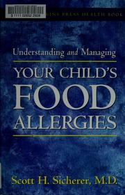 Cover of: Understanding and managing your child