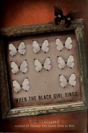 Cover of: When the black girl sings