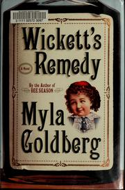 Cover of: Wickett's remedy