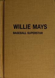 Cover of: Willie Mays | Sam Epstein