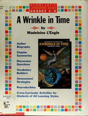 Scholastic literature guide to A wrinkle in time