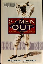 Cover of: 27 men out