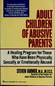 Cover of: Adult children of abusive parents