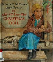Cover of: The all-I'll-ever-want Christmas doll