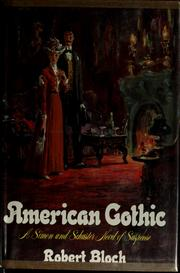 Cover of: American gothic