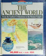 Cover of: The ancient world | John Briquebec