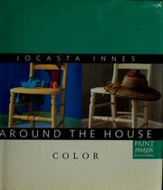 Cover of: Around the house: color