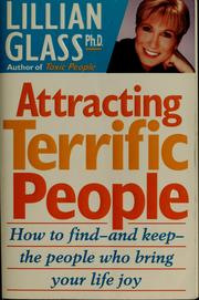 Cover of: Attracting terrific people