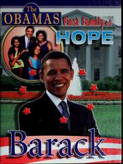 Cover of: Barack