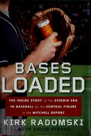 Cover of: Bases loaded | Kirk Radomski
