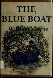 Cover of: The blue boat
